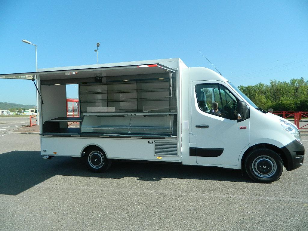 Camion Camion Magasin 233 Picerie Camion Magasin Remorque